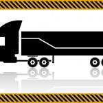 Semi truck — Stock Vector #52078931
