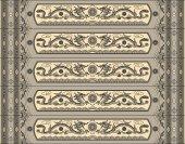 Dragon wallpaper pattern — Stock Vector