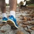Man in running shoes — Stock Photo #63077345