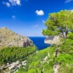 Beautiful view of Sa Calobra on Mallorca Island, Spain — Stock Photo #57611295