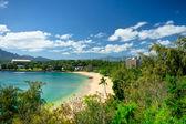 Beautiful view of Nawiliwili, Kauai Island, Hawaii, USA — Stock Photo
