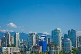 Schöne aussicht auf vancouver, britisch-kolumbien, kanada — Stockfoto