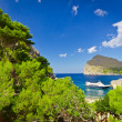 Beautiful view of Sa Calobra on Mallorca Island, Spain — Stock Photo #60220909