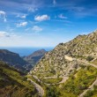 Beautiful view of Sa Calobra on Mallorca Island, Spain — Stock Photo #60221237