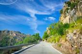 Beautiful view of Sa Calobra on Mallorca Island, Spain — Stock Photo