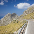 Beautiful view of Sa Calobra on Mallorca Island, Spain — Stock Photo #70337417