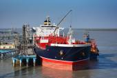Chemical tanker — Stock Photo