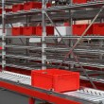 Distribution warehouse — Stock Photo #52361381