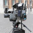News camera — Stock Photo #54859439