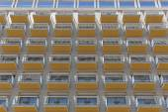 Balcony pattern — Stock Photo
