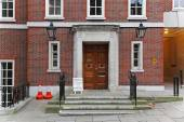 Inner Temple Library — Stock Photo