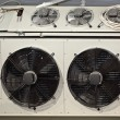 Industrial fans — Stock Photo #58648787