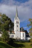 St Martin Bled — Stock Photo