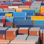 Cargo port — Stock Photo #60055959