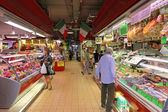 Trionfale Mercato Rome — Stock Photo