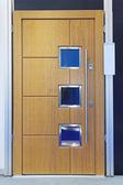 Modern door — Stock Photo