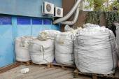 Bulk sacks — Foto Stock
