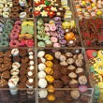 Confectionery — Stock Photo #74343993