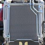 Radiator Engine — Stock Photo #76528569