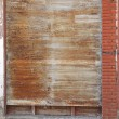 Rusty Roll Blinds — Stock Photo #79502782
