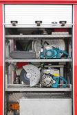 Rescue Tools Equipment — Stock Photo