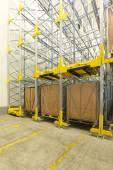 Warehouse Automation — Stock Photo
