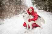 Riding hood — Stock Photo