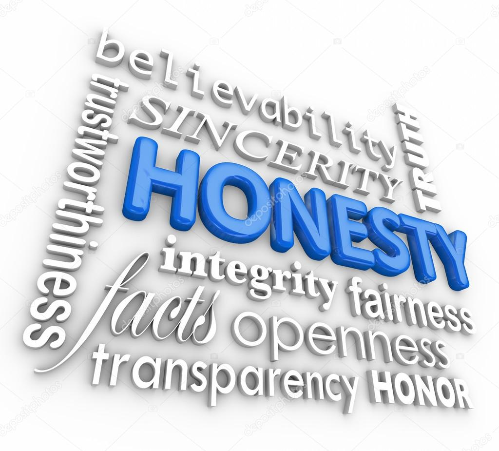 1000 word essay on integrity and honesty