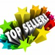 Top Seller Sales Person Stars Best Employee Worker Results — Stock Photo #55033461