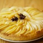 Pear tart — Stock Photo #72630157