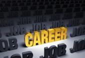 Choose a Career, Not a Job — Stock Photo