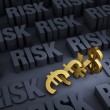 Major Currencies And Looming Risk — Stock Photo #70019519