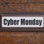Cyber Monday - file label — Stock Photo #52471047