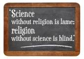 Science et religion — Photo