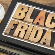 Black Friday shopping concept — Stock Photo #52842097
