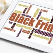 Black Friday shopping concept — Stock Photo #53261877