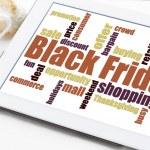 Black Friday shopping concept — Stock Photo #53261877