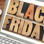 Black Friday shopping concept — Stock Photo #53395061