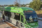 MAX Bus Rapid Transit  — Stock Photo