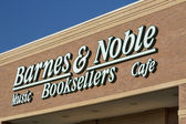 Barnes and Noble bookstore — Stock Photo