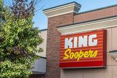 King Soopers supertmatket logo — Stock Photo