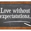 Love without expectations — Stock Photo #54676447