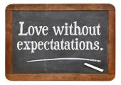 Love without expectations — Stock Photo