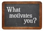 What motivates you ? — Photo