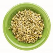 Ziela rumianku — Zdjęcie stockowe