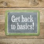 Get back to basics — Stock Photo #57181557
