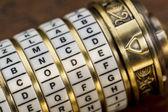 Code word as password — Stock Photo