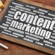 Content marketing — Stock Photo #64530801