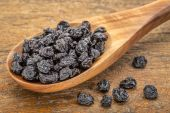 Dried blueberry — Stock Photo