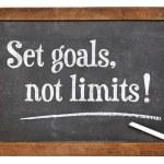 Set goals, no limits — Stock Photo #68266437